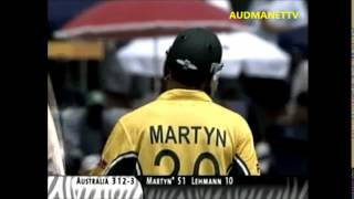 Australia vs Sri Lanka 2003 World Cup
