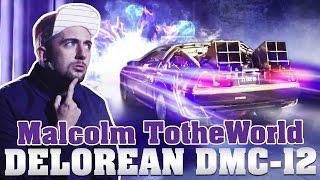 DELOREAN DMC-12  MALCOLM TOTHEWORLD