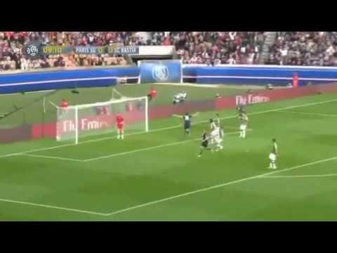 Zlatan Ibrahimovic   Bastia 4-0 But 17 10 2013