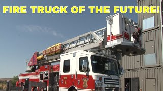 Village of Los Lunas Gets New Rosenbeauer Fire Truck of the Future