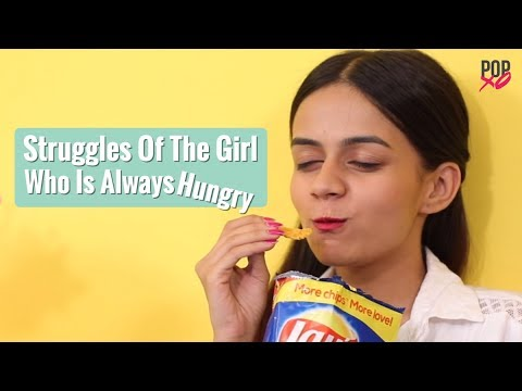 dating a girl whos always hungry
