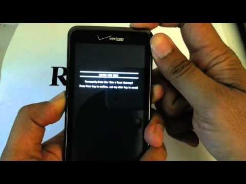 LG Spectrum Verizon: HARD RESET easy 1 2 3
