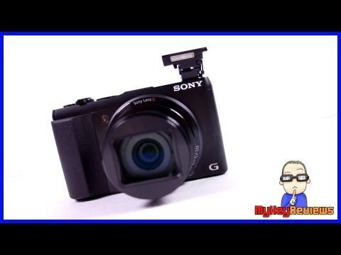 Sony Cyber-Shot DSC-HX50 Compact Digital Camera   Unboxing & Review   MyKeyReviews