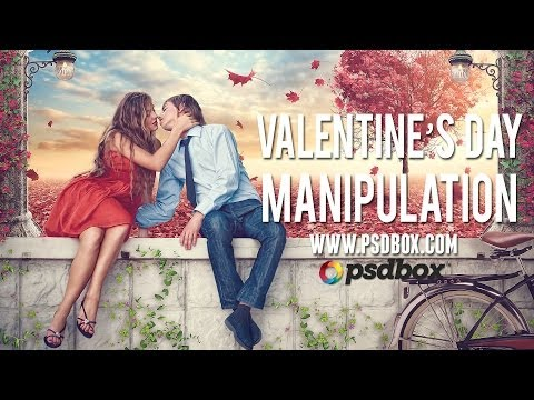 Valentines Day Manipulation 2014 (PSD BOX)