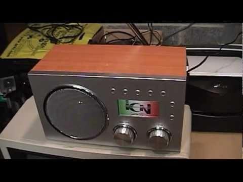 FM SCA subcarrier audio receiver