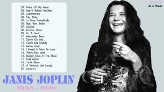 Best Songs Of Janis Joplin || Janis Joplin Collection