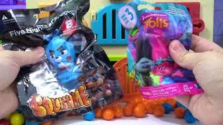 ホテルトランシルバニアで色を学ぶ3 Mavis Gumballs Candy Toy School