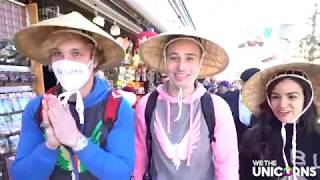Logan Paul Being Massively Disrespectful In Japan