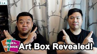Monster Art Box Revealed! - Duel Sense May 22, 2019