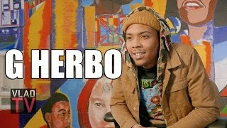 """G Herbo on Getting Beat Up By Cops as a Minor, Harassed, Called a """"Crack Baby"""""""