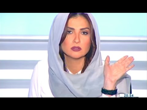 Lebanese News Anchor Shuts Down Sexist Guest (Amazing Video)