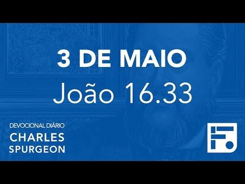 3 de maio – Devocional Diário CHARLES SPURGEON #124