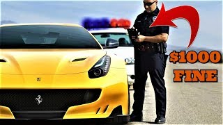 10 of the Loudest Stock Cars That Will Get You Pulled Over in California