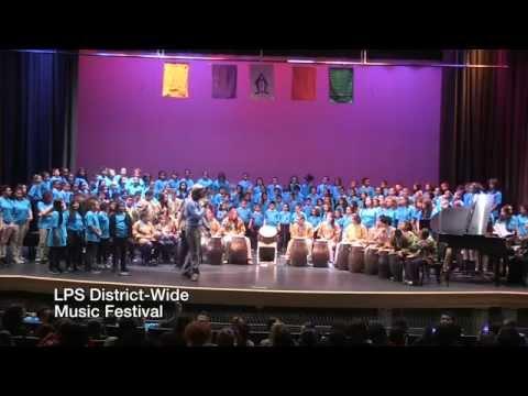 LPS District Music Concert 2015