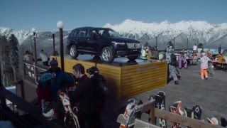 Volvo XC90 покорил новую высоту. Снова