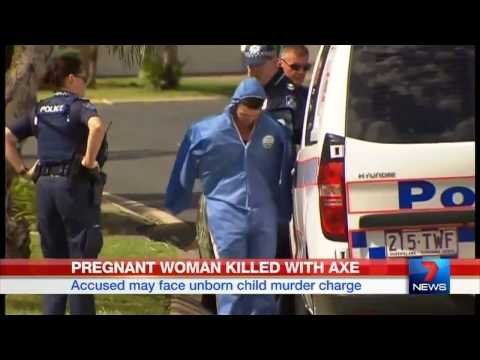 Man Arrested Over Axe Murder - Varsity Lakes, Gold Coast (2015)