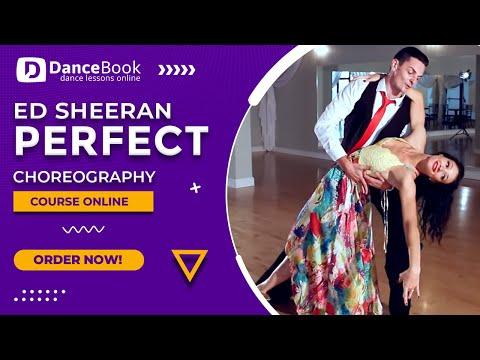 Ed Sheeran - Perfect - Pierwszy Taniec  Wedding Dance Choreography  DanceBook Academy Warszawa