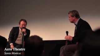 Watch Christopher Nolan and Rian Johnson talk Interstellar