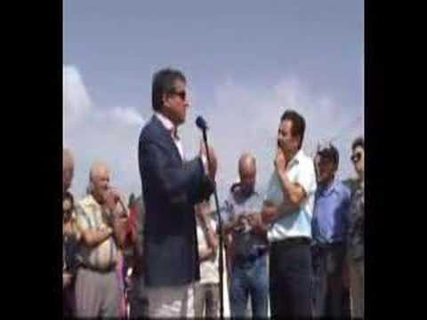 Carlos Pinto - Inaugura�ao Penhas da Saude - Parte I