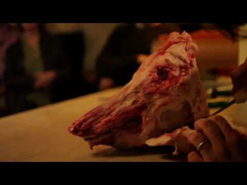 Pig Butchering at Jimmy's No. 43 w/The Piggery : Working Class Foodies