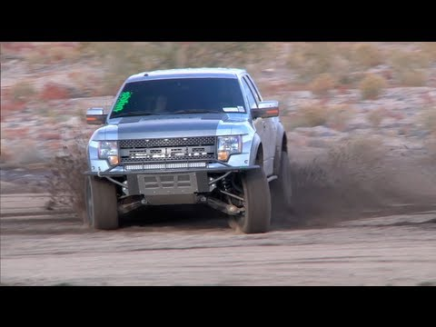 SDHQ's Twin-Turbo Eco-Raptor - /TUNED