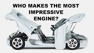 Who Makes The Best Engine? Comparing Specific Outputs