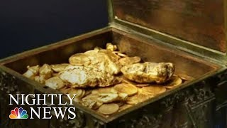 In New Mexico, The Deadly Search For A $2 Million Treasure   NBC Nightly News