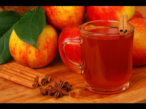 Сидр из кислых яблок в домашних условиях