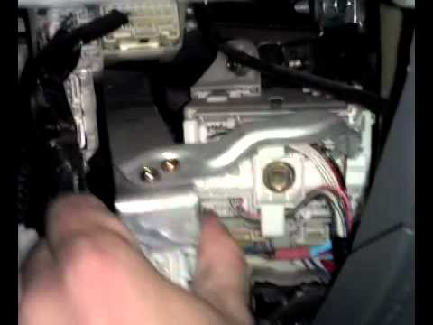 quot How to remove an ECM ECU Brain Box from a 2001 2003