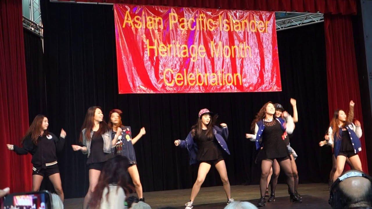 asian american dance performances