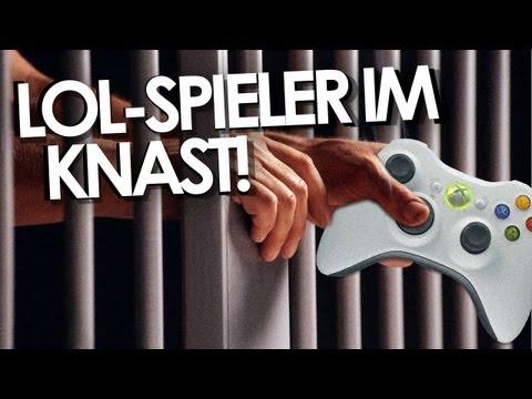 8 Jahre Knast für LOL-Spieler? - Ubisoft gehackt - GIGA News