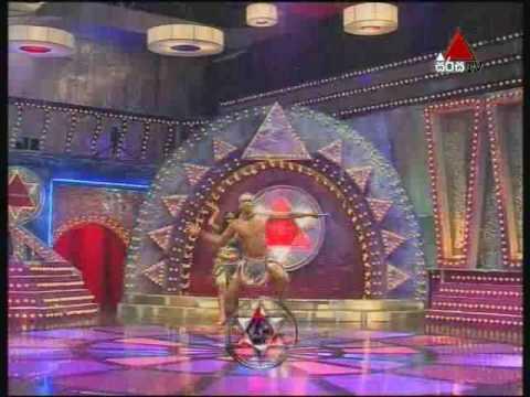 Sirasa Dancing Stars - 26.04.2008 Part II (Upeksha)