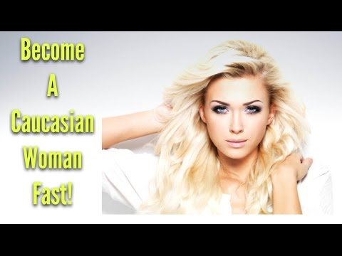 Get Caucasian Woman Features Fast! Subliminals Frequencies Hypnosis Spell