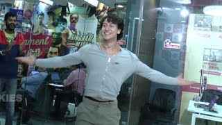 Tiger Shroff Opens Up About His Upcoming Dance Video 'Zindagi Aa Raha Hu Main'