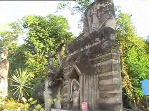 The Mystic Garden – Wat Khaek, Nong Khai