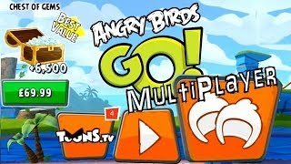 Let's Play Anrgy Birds Go! Multi-Player (1.4.0) - In-App Purchase Analysis