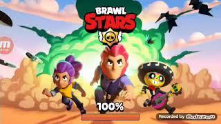 mi primera partida de brawl stars