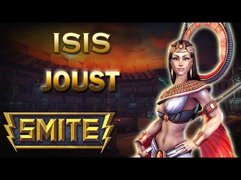 SMITE! Isis, Late game damage pls?! Joust Master #20