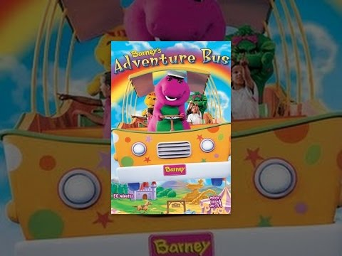 Barney: Adventure Bus