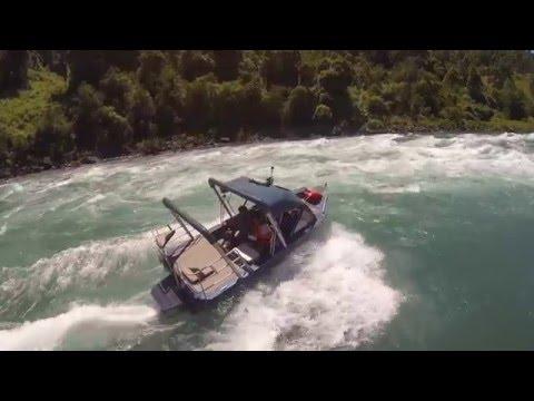 Custom Weld Viper II vs San Pedro River, Chile