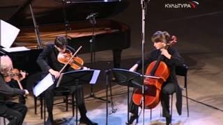Малер  Piano Quartet  Шнитке  Piano Quartet Гидон Кремер