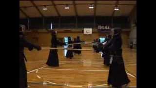 Japan High school Kendo champions