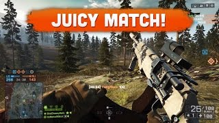 A JUICY MATCH! - Battlefield 4