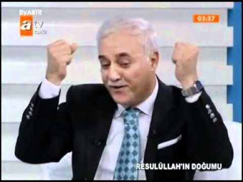 nihat hatipoğlu hoca ve fatih soylu yetim muhammed (sav) ağlatan ilahi düet