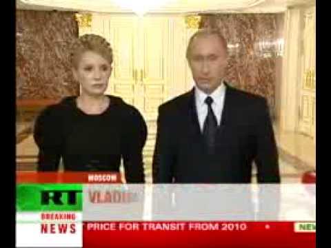 Russia, Ukraine reach gas deal