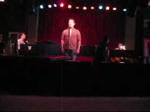 Jonathan Reid Gealt & Jason Robert Brown The Old Red Hills of Home (Sound Check) @ Birdland