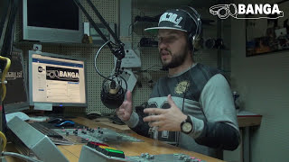 BANGA HIP HOP SHOW - GREX INTERVIEW & LIVE RAP