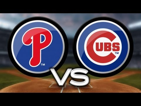 9/1/13: Cubs ride three-run fourth to top Phillies