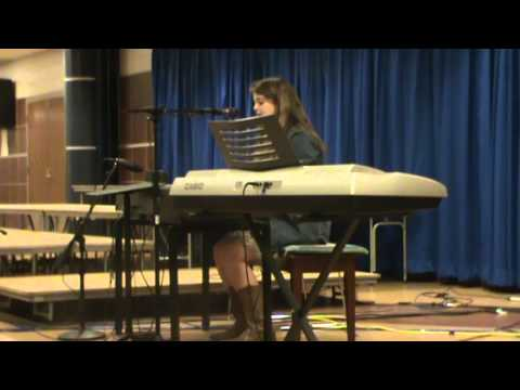 Heather Alley - Miamisburg High School Talent Show 2014 - When I Was Your Man - Bruno Mars Cover