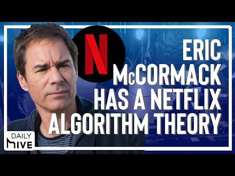Will &; Grace's  Eric McCormack has a Netflix algorithm theory MP3